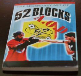 The Legendary Art of 52 Blocks (Book)