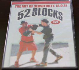 "52 Blocks DVD ""The Art of Sensitivity"""