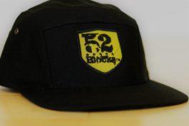 52 Blocks Hat – Black