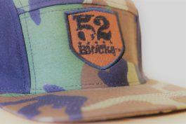52 Blocks Hat – Camo
