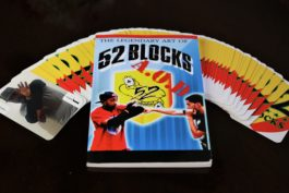 52 Blocks Book and Cards Bundle